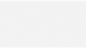 White abstract background with rounded texture. Regular pattern, can be tiled, in vector. Horizontally repeated light grey diagona. L stripes. 3d effect Royalty Free Stock Image
