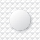 White abstract background vector. Royalty Free Stock Images