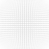 White Abstract Geometric Modern Background. 3d Render Illustration Royalty Free Stock Photography