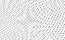 White abstract image of lines background. 3d render. Ing Royalty Free Stock Photography