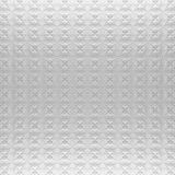 White abstract pattern backdrop. 3d rendering geometric polygons Stock Photography