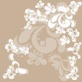 White pattern Royalty Free Stock Photos