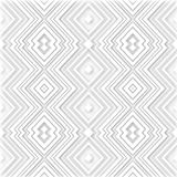 White Abstract Retro Zigzag Vector Background Royalty Free Stock Photography