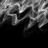 White Abstract Smoke Royalty Free Stock Image
