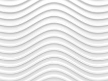 White Abstract Stripe Pattern Texture Background. 3d Render Illustration Royalty Free Stock Photos
