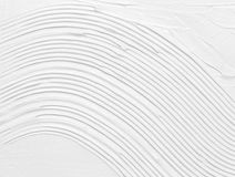 White abstract texture painting Royalty Free Stock Photography