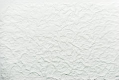 White acoustic popcorn ceiling Stock Photos