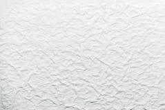 White acoustic popcorn ceiling. Texture Stock Photos