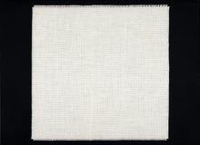 White Aida cloth canvas