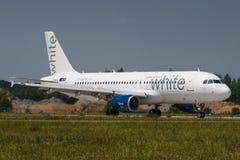 White Airways Stock Photos