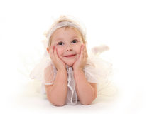 White angel royalty free stock photos