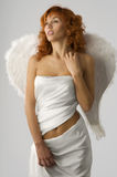 The white angel Stock Images