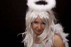 White angel Royalty Free Stock Photo