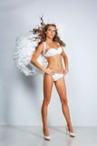 White angel Stock Photos