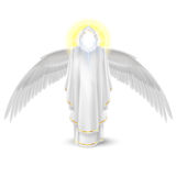 White angel Stock Photography