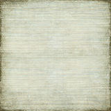 White antique paper and bamboo woven background. With grunge frame Stock Image