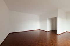 White apartment Interior Stock Image