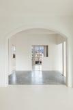 White apartment Interior Royalty Free Stock Photo