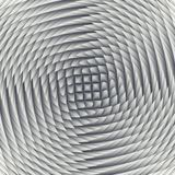 White architectural texture surface pattern. 3d rendering Royalty Free Stock Photography