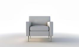 White armchair Royalty Free Stock Photos