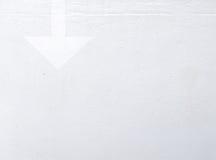 White arrow Stock Photo