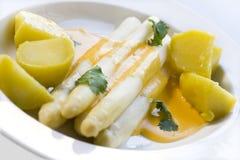 White Asparagus Stock Photos