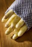White asparagus Royalty Free Stock Image