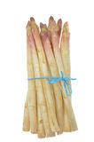 White asparagus Royalty Free Stock Photos