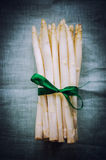 White Asparagus Stock Images
