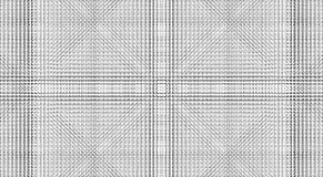 White bacground, crystal lattice. grey design. royalty free illustration