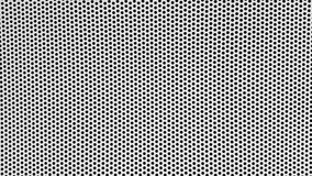 white background with black dots