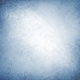 White background blue border vintage texture Stock Images