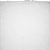 White background paper teared Royalty Free Stock Images
