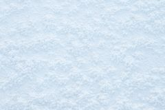 Snow. Background and texture of snow Royalty Free Stock Photography