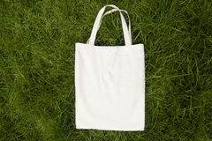 White bag Royalty Free Stock Images