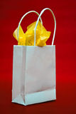 White bag Royalty Free Stock Photo