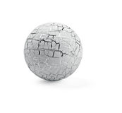 White ball Royalty Free Stock Image
