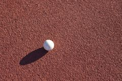 White Ball Stock Photography