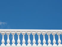 Free White Balustrade Closeup Stock Photo - 76525560