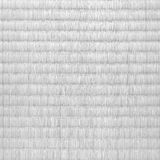 White bamboo mat Royalty Free Stock Photo