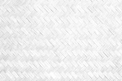 White bamboo texture royalty free stock photography