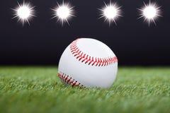 White baseball Royalty Free Stock Images