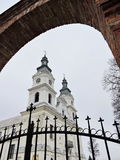White Basilica, Lithuania Royalty Free Stock Images