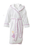 White bathrobes Royalty Free Stock Photo