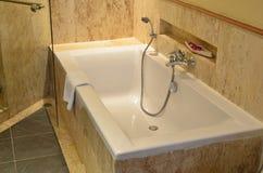 White Bathtub Stock Photos