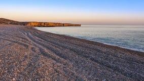 White. Beach, Oman, Arabic Peninsula Royalty Free Stock Images