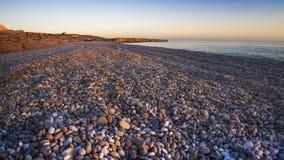 White. Beach, Oman, Arabic Peninsula Royalty Free Stock Photography