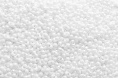 White beads Stock Photos