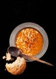 White bean stew Stock Images
