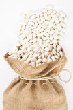 White beans Royalty Free Stock Image